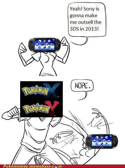 PSP Vita VS 3DS