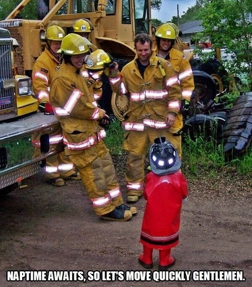 firefighters,fire hydrant,dress up