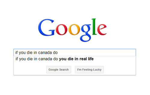 heaven,real life,canadian,google