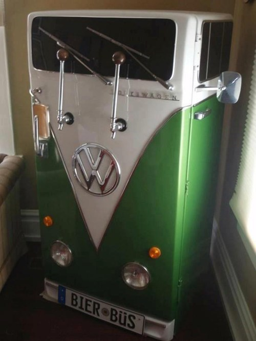VW Kegerator WIN