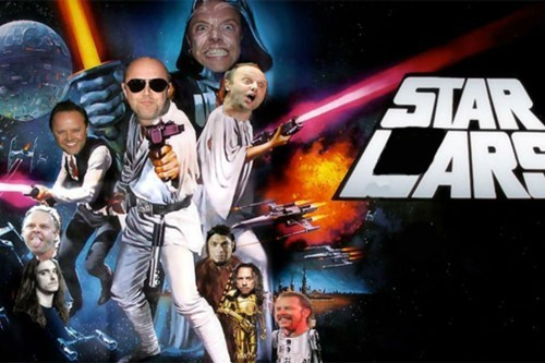 star wars,lars ulrich,Music FAILS,g rated