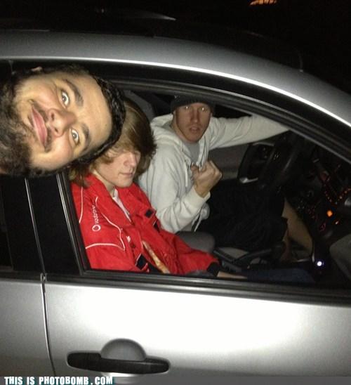 car,pie,smile