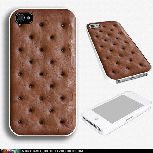 ice cream sandwiches,phone case,iphone