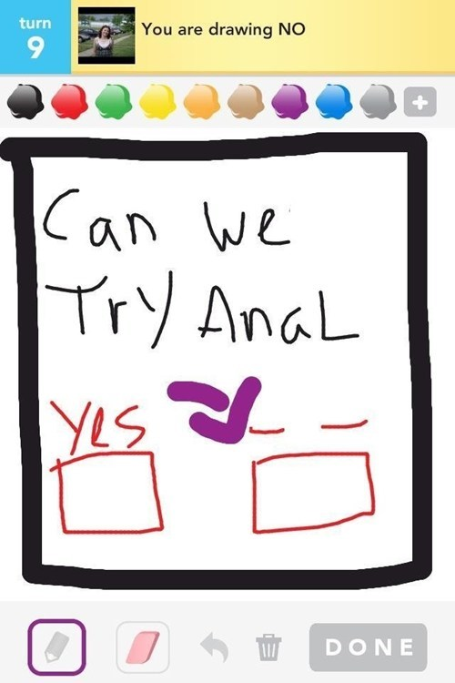 The Saddest Draw Something