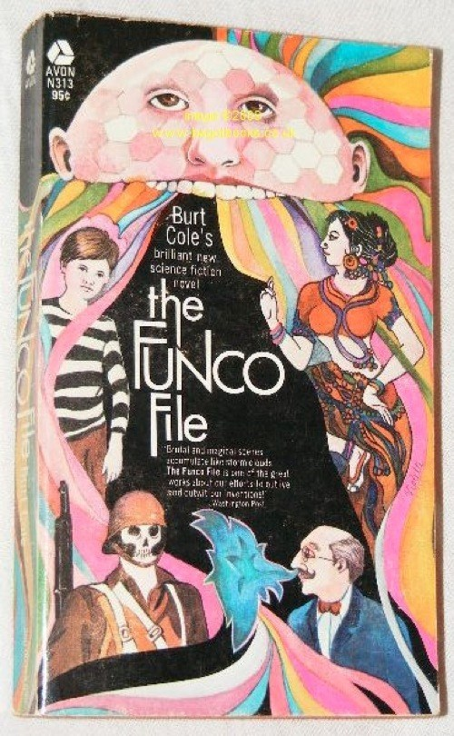 WTF Sci-Fi Book Covers: The Funco File