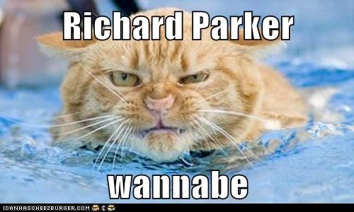 Richard Parker  wannabe