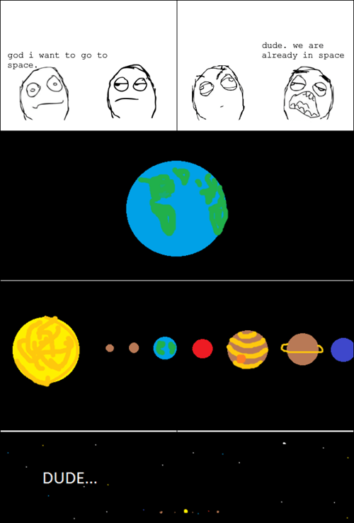 solar system,space,dude