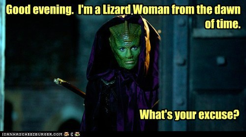 madame vastra,silurians,doctor who,lizard,good evening,ugly
