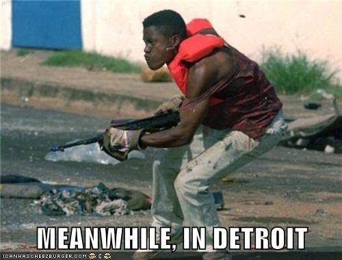 MEANWHILE, IN DETROIT