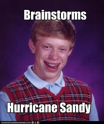 Oh Sandy!