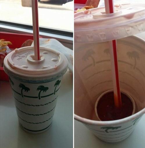 gross,soda,surprise,ketchup
