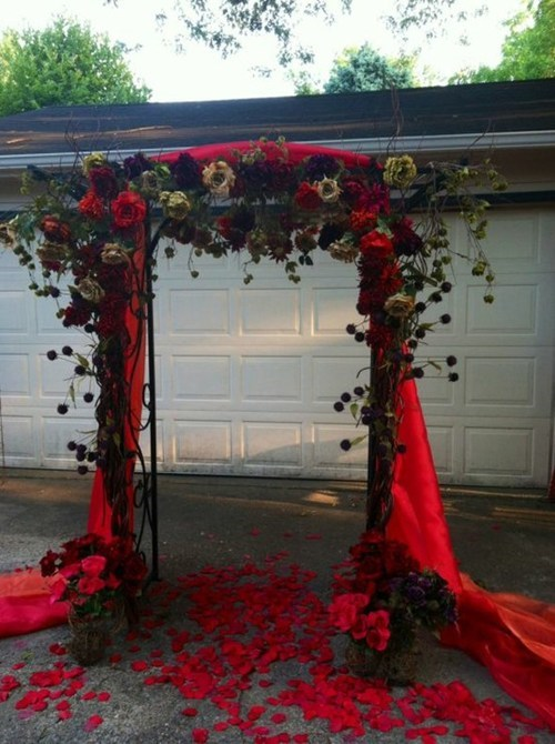 I've Always Dreamed of Marrying in the Driveway
