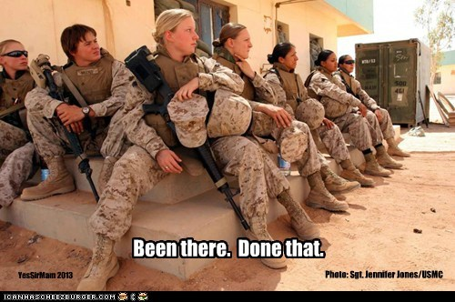 Photo: Sgt. Jennifer Jones/USMC
