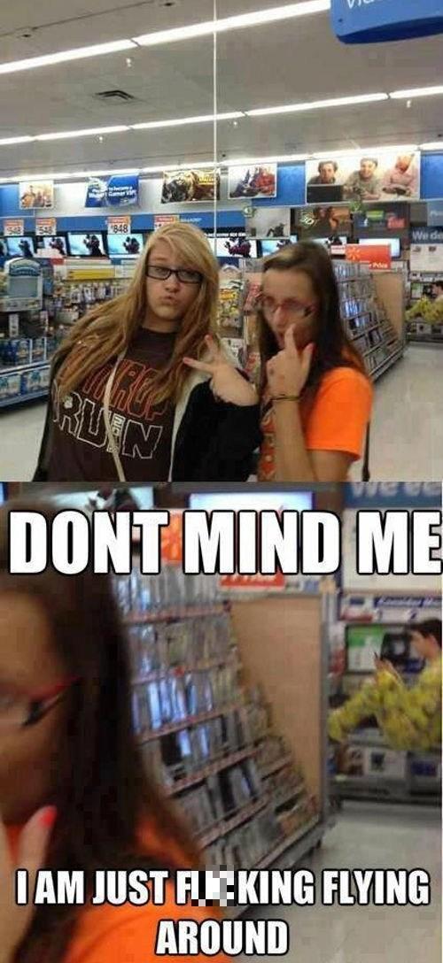 pictures,wtf,selfie,Walmart