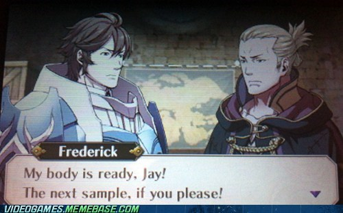 my body is ready,fire emblem,gameplay