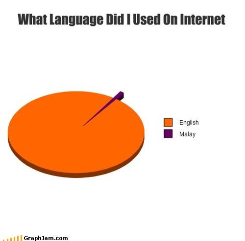 What Language Did I Used On Internet