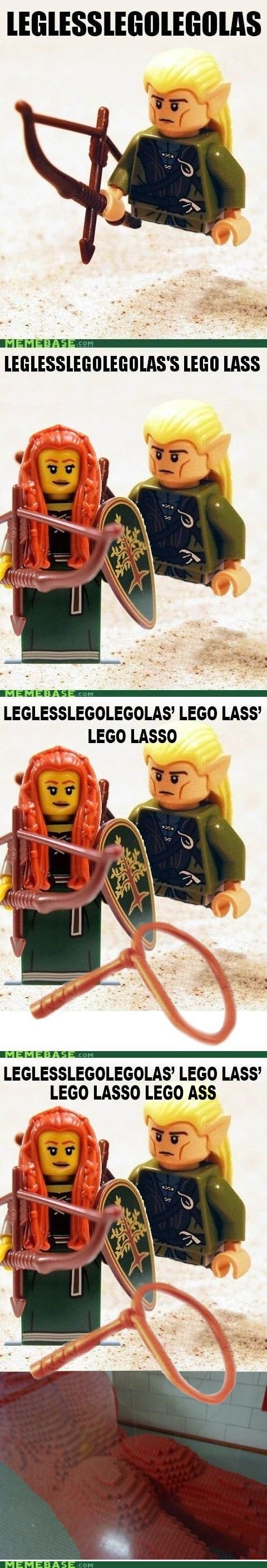 Lego My Lego
