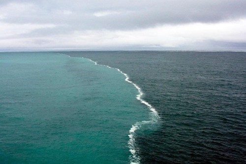 Where the Oceans Meet