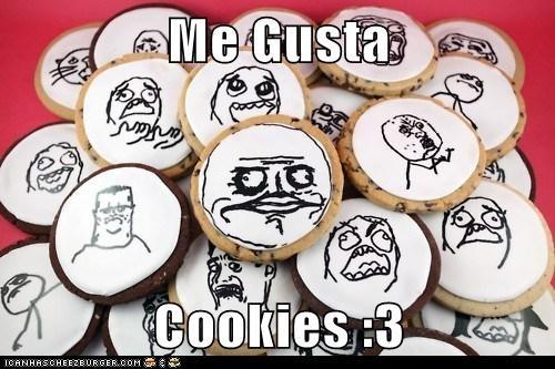 Me Gusta   Cookies :3