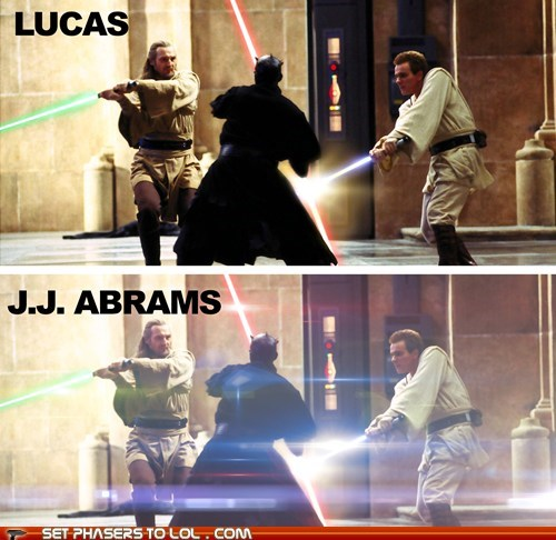 You Know This is Exactly What Star Wars Will Look Like