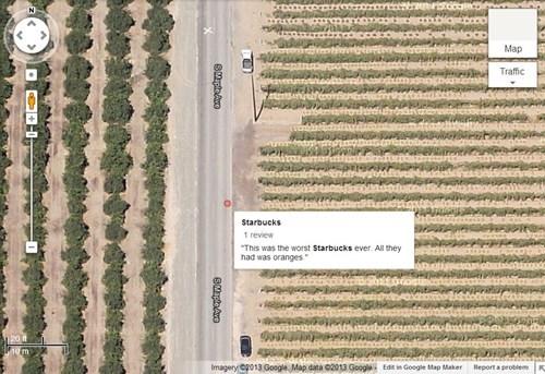 google maps,review,Starbucks,store