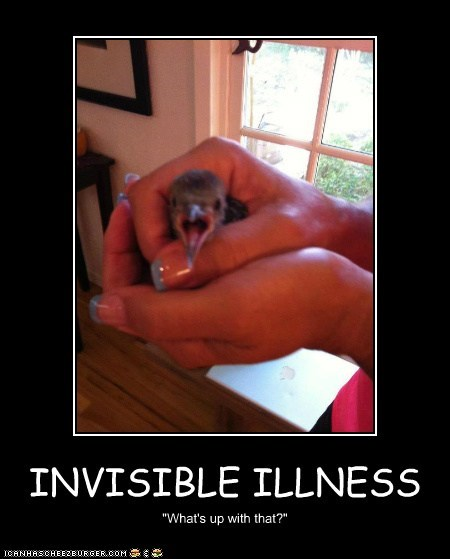 invisible illness meme