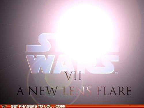 JJ Abrams,lens flare,star wars,episode 7
