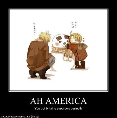 AH AMERICA