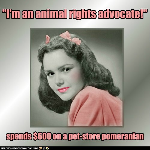 Toxic Trudy, puppy mill proponent