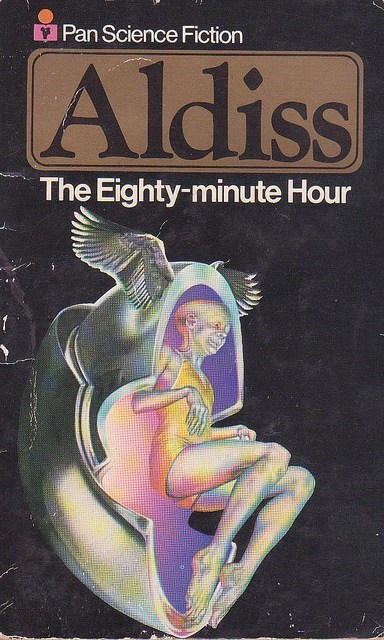 WTF Sc-Fi Book Covers: The Eighty Minute Hour