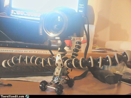 wheels,webcam,camera