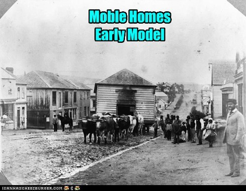 Moble Homes have been around longer than you think