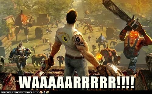 WAAAAARRRRR!!!!
