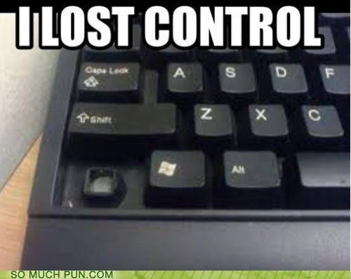 This Keyboard Might Need Some Counseling
