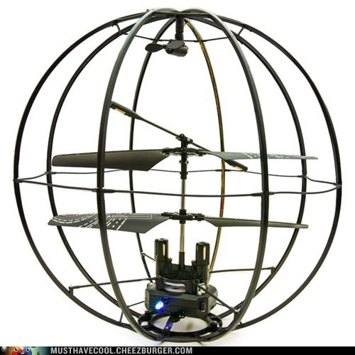 Kyosho Space Ball R/C Helicopter