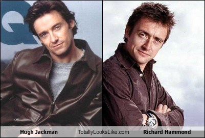Hugh Jackman Totally Looks Like Richard Hammond