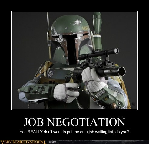 Boba Fett Is Looking for Work