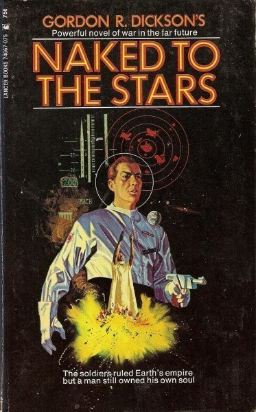 WTF Sc-Fi Book Covers: Naked to the Stars