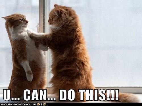 U... CAN... DO THIS!!!
