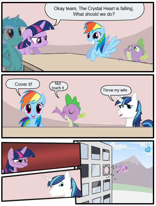 Memes,crystal heart,princess cadance