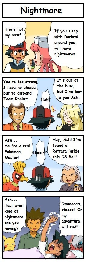 This Explains Why Ash Seems So Inept