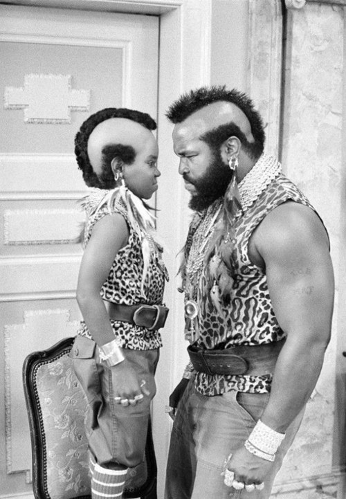 who wore it better,mr t,gary coleman