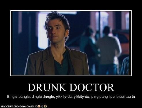DRUNK DOCTOR