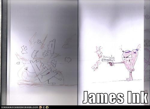 James Ink