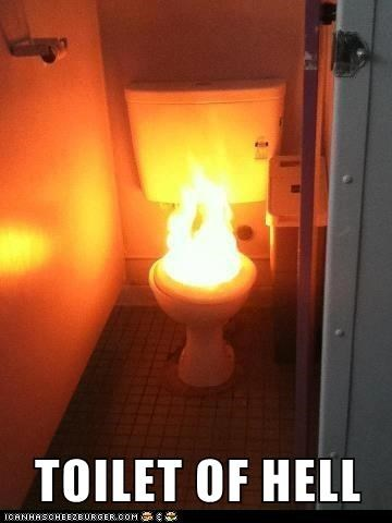 TOILET OF HELL