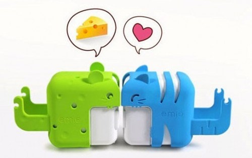 cat,charger,cute,case,cover,iphone,mouse
