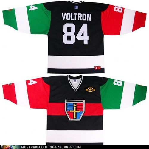 Voltron Should Join the NHL as a One-Man Team