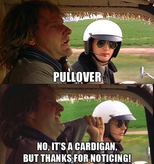 Dumb and Dumber,pullover,cardigan