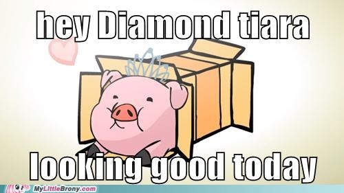 How the Fandom Sees Diamond Tiara