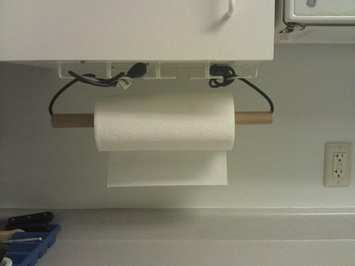 towel rack,landlord,paper towel